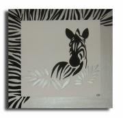Zebre Tout Blanc Dessin Galerie Creation
